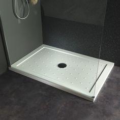 Receveur de douche extra plat rectangulaire 80X120
