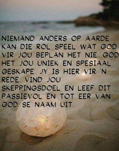 Goeie Nag, Afrikaans Quotes, True Words, Wisdom, Faith, God, Humor, Sayings, My Love