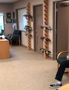 My school has racks in the front office for kids to put their skateboards on during the day. All Over The World, Around The Worlds, Red Filter, Interesting Information, Interesting Stuff, During The Day, Homeless People, Simple Bed, Front Office