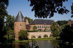 Grand Café Heeren Dubbel op Kasteel Huis Bergh - Top Trouwlocaties - 's-Heerenberg, Gelderland #trouwlocatie #trouwen #feestlocatie