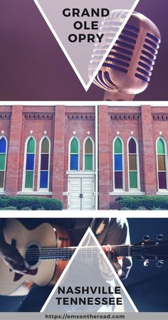 Grand Ole Opry at the Ryman Auditorium | Nashville, Tennessee | Country Music | Live Music Nashville