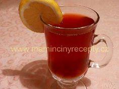 Citronový punč Food And Drink, Beer, Mugs, Drinks, Tableware, Lemon, Root Beer, Ale, Beverages