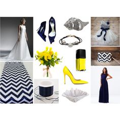 Nautical wedding wit