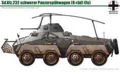 Sd.Kfz.232 Fu (8-rad)