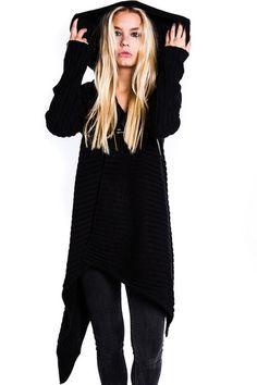 Stockholm Syndrome Knit Cardi [B]