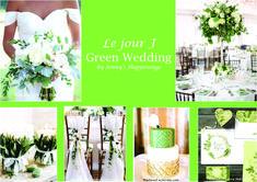 Ceux qui aiment la #nature , le thème #champêtre, la #simplicité , pourquoi ne pas réaliser une décoration basée sur le #Vert ? Il s'accorde parfaitement avec le #doré pour donner un côté #chic à votre #mariage ou avec le #blanc pour rester dans la #simplicité.  #Jennyshappenings #WeddingPlanner #EventPlanner Wedding Event Planner, Green Wedding, Decoration, Marie, Shit Happens, Nature, Inspiration, White People, Decor