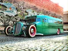 Hot Rod.....Wild - Don't drive this in PA!!!!