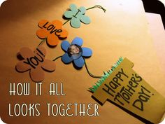 Every year I make these cute flower pot Mother's Day cards with my students, and I adore how they turn out, so I thought I'd share ho...