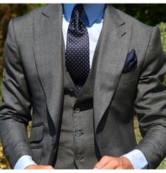 Fantastic three piece suit