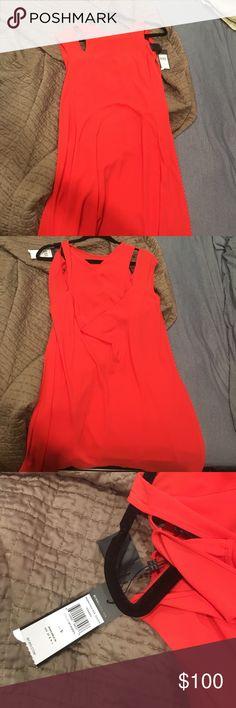 New BCBG dress New BCBG dress GREAT FOR SUMMER BCBG Dresses High Low