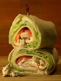 Club Wrap Recipe - Food.com