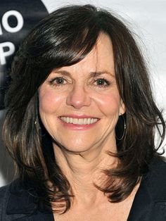 "Shoulder-length: Sally Field:adding lots of face-framing layers to a shoulder-length cut, like Field has here, can keep you looking younger longer. ""This is very important for middle-aged women,"" says Barricelli. ""Layers keep the face lifted — you actually look less tired."" Field's cut is especially flattering for women with fine hair, as the layers create bounce and body."
