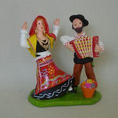 Dançarinos minhotos