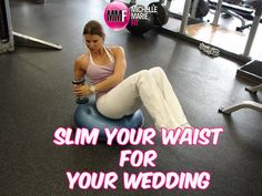This exercise and these #WEDDING #WEIGHT LOSS tips and strategies will help you shed pounds of fat and fit into your wedding dress.  Great #diet tips.