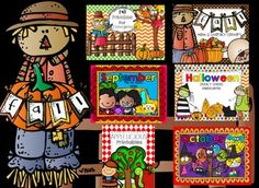 Fall Mega Bundles is over 800 pages full of fun math and literacy centers, activities and crafts for your kindergarten students to enjoy in the entire fall!  There are 161 printable pages for morning work, independent work time and simple centers.  Enjoy 175 pages of fall themed math centers that will align with common core and everyday math.