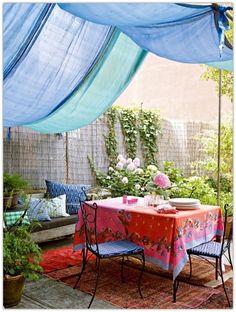 Σπίτι και κήπος διακόσμηση: Εμπνευστείτε από ένα πλήθος σχεδιαστικές ιδέες για την βεράντα την αυλή και το αίθριο σας