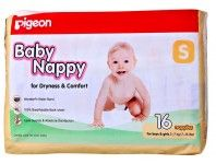 #Baby #diapers: #Pigeon , #Mamypoko, #Pampers  Shop Now: http://www.buydirekt.com/baby-care/diapering/baby-diapers.html