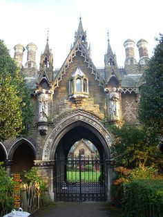 Highgate, London, England