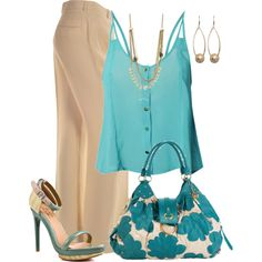 Untitled #272, created by johnna-cameron on Polyvore featuring the Big Buddha Leilana Hibiscus Hobo in blue