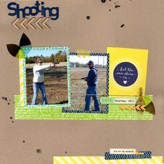 shooting || HappyGRL - Scrapbook.com