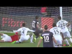 PSG vs Guingamp 3-0 All Goals & highlights 22/09/2015