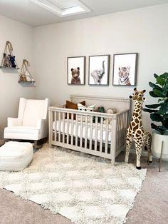 Safari Themed Nursery   Shared Boys Room   Have Need Want
