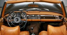 1969 Mercedes-Benz SL Pagode - 280 SL Roadster | Classic Driver Market