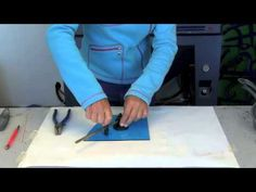 Using A Circle Cutter - YouTube