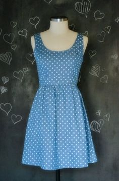 Simply Dotted Dress $39.99