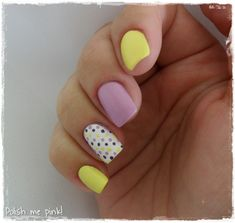 easter nails :) I so want this done!