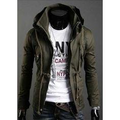 Trench Coat e Casacos Masculinos com 10% de Desconto! http://www.camisariarg.com/catalogo-masculino/casaco-masculino.html