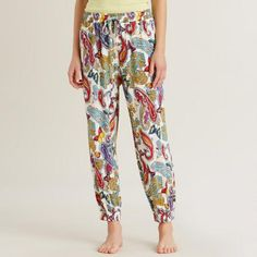 One of my favorite discoveries at WorldMarket.com: Papillon Paisley Pajama Pants