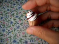 Tutorial: Neapolitan Cupcake