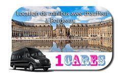 Rent a van with driver in Bordeaux Bordeaux, Minibus, Business Travel, Location, France, Vans, Chauffeur, Service, Html