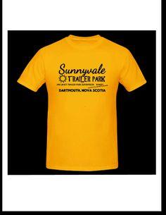 Sunnyvale Trailer Park TShirt. Trailer Park Boys TV Movie by TSL21, $18.00