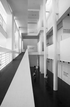 MACBA, Richard Meier   Barcelona   Spain   MIMOA