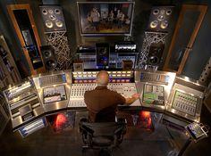 Recording console - I love their stuff: www.zindezine.com/