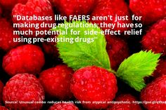 awesome #quote Unusual combo reduces health risk from atypical antipsychotic