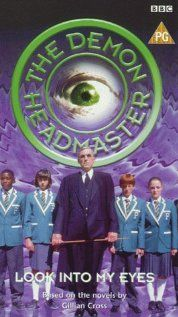 The Demon Headmaster Poster Drama Tv Shows, Foster Family, Good Old Times, Look Into My Eyes, Kids Lighting, Kids Tv, The Fosters, Tv Series, Novels