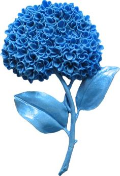 Hydrangea Mold by First Impressions