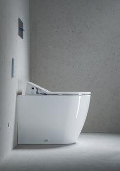 slim - Duravit Toilet