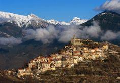 Le Mercantour, French Alps