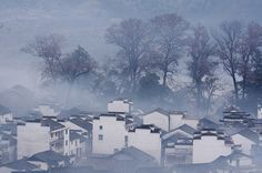 Shicheng Village, Wuyuan, Jiangxi, China