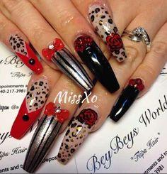 Nails. Nail art