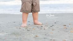 Baby feet on the beach are the best!   Charleston and Isle of Palms Beach Photographer