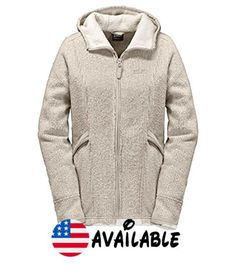 B01FMBBUT6 : Jack Wolfskin Women's Milton Jacket Light Sand XX-Large. Fleece jacket with hood. Very Warm wool blend fabric. Knitted but robust exterior. With fixed hood #Sports #OUTDOOR_RECREATION_PRODUCT