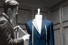 Have a suit tailor made