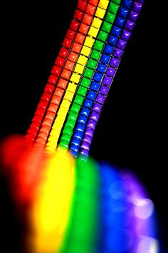 (¯`'•.¸de l'arc-en-ciel¸.•'´¯)  Rainbow color pop