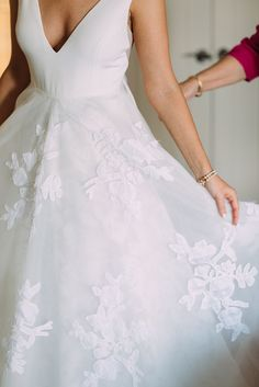 Weddings   Casey + Caroline   La Cosa Bella Events   La Cosa Bella Events One Shoulder Wedding Dress, Wedding Gowns, Events, Couture, Weddings, Bride, Heart, How To Wear, Fashion