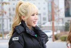 [16.03.12] 음악중심 팬미팅 - 포텐 4TEN Hyeji 혜지